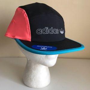 Adidas Cyclist Five Panel Colorblock Hat